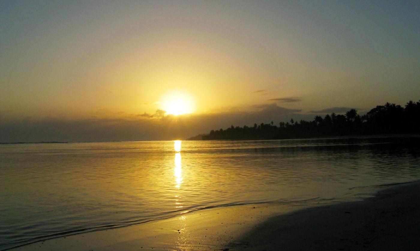 Samana Sunset